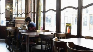 Bistrots et Terrasses de Paris @UNESCO